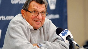 The Joe Paterno Statue and Legacy Will Remain via @EvataTigerRawr