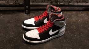 Jordan&#039;s World Basketball Festival Pack: Air Jordan 1 &quot;Las Vegas&quot; via @eldorado2452