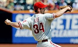 Phillies Ace Cliff Lee Gets His First Win via @eldorado2452