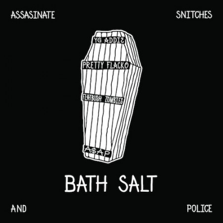 ASAP Rocky x ASAP Ant – Bath Salt Ft. Flatbush Zombies