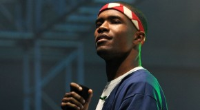 Frank Ocean (@Frank_Ocean) Performs Pyramids &#039;Channel Orange Tour&#039; @ Terminal 5 in NY