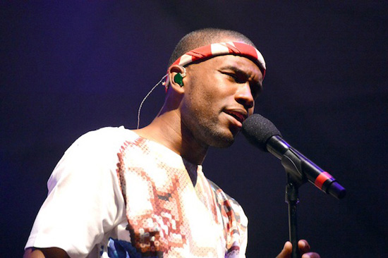 "Frank Ocean Opens Up About Bisexuality on His ""Channel Orange"" Album"