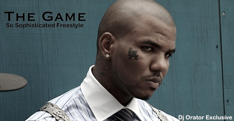 Game - So Sophisticated Freestyle