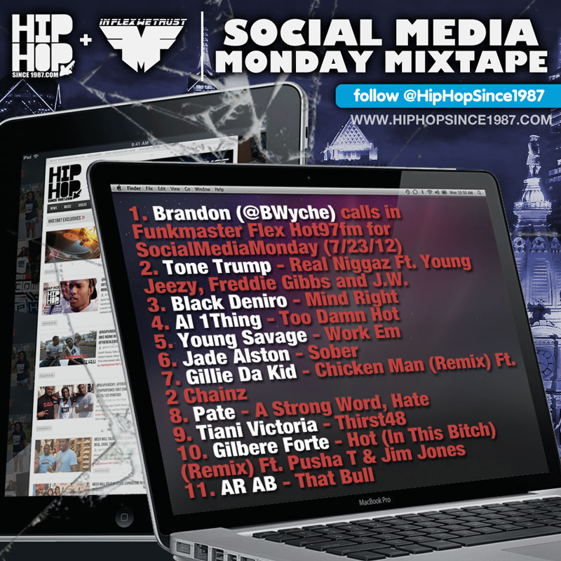 @HipHopSince1987.com - Social Media Monday (Mixtape)