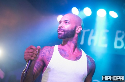 Joe Budden July 21st Performance at The Blockley in Philly (Photos via @creativi_d)