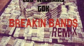 @MontBrown &#8211; Breaking Bands (Remix) Ft. @TeamLou23 x @GillieDaKid (Prod by @PaceOBeats)