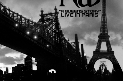 "Nas – ""A Queen's Story"" Live In Paris Ft. DJ Green Lantern (MP3 + Video)"