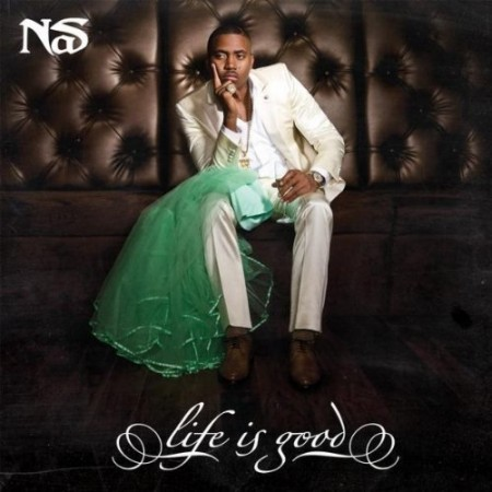 nas-life-is-good-album-cover-HHS1987-2012 Nas - Life Is Good (Album)