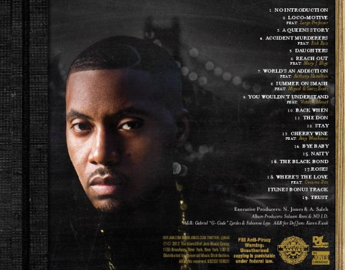 Nas - Life Is Good (Album)