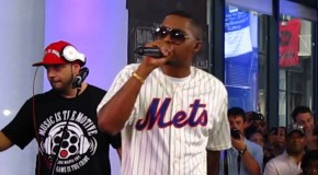 Nas Performs At The 2012 MLB Fan Cave (Video)