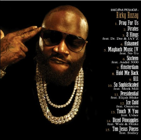 Rick Ross Confirms His God Forgives, I Don't (Album Tracklist)