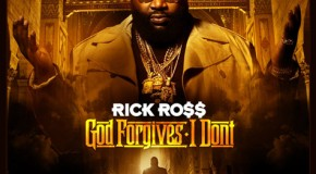 Rick Ross – God Forgives I Don't (Tracklist)
