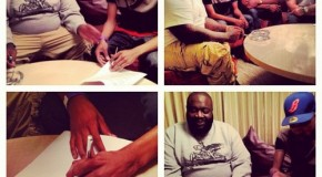 Rick Ross Signs Chicago's Rockie Fresh To Maybach Music Group