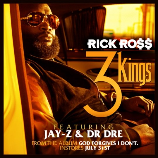 Rick Ross x Dr. Dre x Jay-Z - 3 Kings