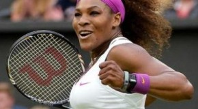 Serena Williams Claims Fifth Wimbledon Championship Title via @EvataTigerRawr