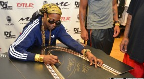 2 Chainz &#8211; Based on a TRU Story (DTLR Baltimore In-Store Signing) (Video)