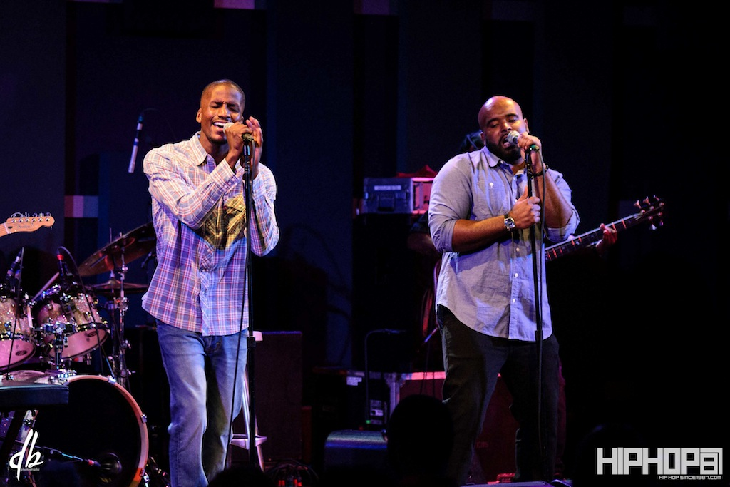 Goapele and U. City Perform At World Cafe Live in Philly (Photos)