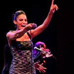 Checkout Goapele and U. City Performance At World Cafe Live in Philly (Photos via @Creativi_D)