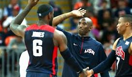 Kobe&#039;s Fourth Quarter &amp; LBJ&#039;s Triple-Double Lead Team USA