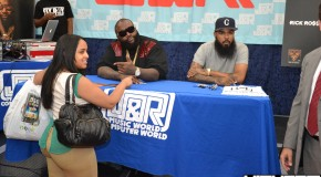 Rick Ross – God Forgives I Don't Album NYC In-Store (Photos)