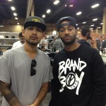 Robert Panlilio (Co Founder of Crooks and Castles) &amp; Mar