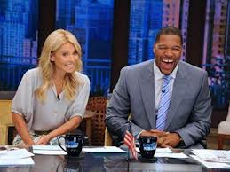 "Strahan ""Live!""  With Strahan And Kelly"