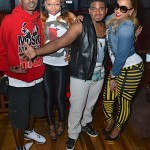 Sosa x Trina (@mynamesosa x @trinarockstarr) Show At Club Roar In Philly (Photos)