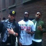Behind of the Scenes of DJ Drama - My Moment (Video Shoot in Toronto) (Photos)