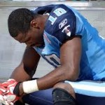 Titans WR Britt Suspended For Season Opener