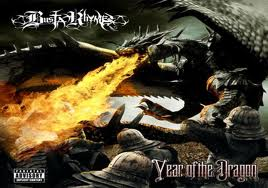 """busta Busta Rhymes Releases """"Year Of The Dragon"""" Tracklist"""