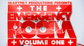 Cardiak (@CardiakFlatline) – The Emergency Room Vol. 1 (Instrumental Mixtape)