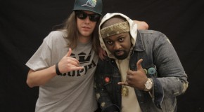 Smoke DZA (@SmokeDZA) and Harry Fraud (@HarryFraud) discuss weed, hoops, studio snacks and more&#8230;