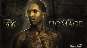 EVENT: Lou Williams &quot;Homage&quot; at Union Trust August 26th Phila, Pa via @IdentityInk