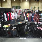 full view of booth
