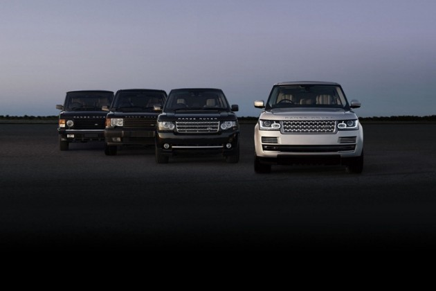 I Just Pre-Ordered The New 2013 Range Rover
