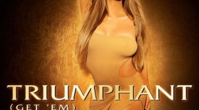 Mariah Carey – Triumphant (Get 'Em) Ft. Rick Ross & Meek Mill (Prod by JD and Byran-Michael Cox)