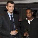 Mikhail Prokhorov's HipHop Future With Jay-Z