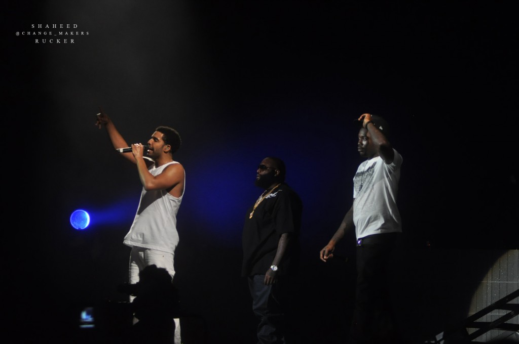 Philly Visits Drake's OVO Festival via @Ish_CYL & @Change_Makers