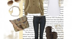 Fall/Winter Military Fashion for 2012