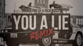 Rockie Fresh  – You A Lie Remix (Live) Dreams and Nightmares Tour House of Blues Los Angeles