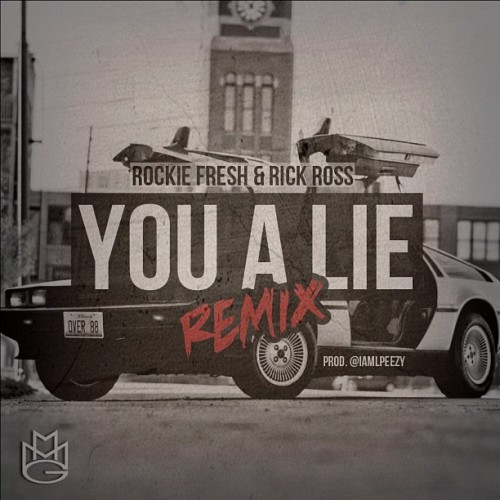 rockiefresh Rockie Fresh  - You A Lie Remix (Live) Dreams and Nightmares Tour House of Blues Los Angeles