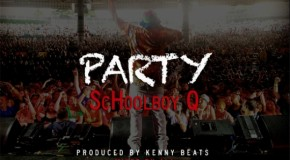 ScHoolboy Q  Party