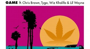 The Game  Celebration Ft. Chris Brown, Lil Wayne, Tyga x Wiz Khalifa (Prod by Sap)