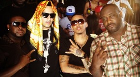 "Exclusive ""Walk On Green"" Kirko Bangz (@KirkoBangz) Feat French Montana (@FrenchMontana) BTS (Via HotNewHipHop)"