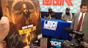 "Win An Autographed Rick Ross ""God Forgives, I Don't"" Deluxe CD (Details Inside)"