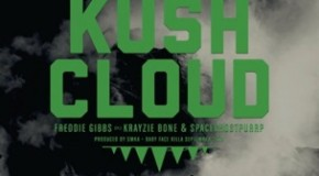 Freddie Gibbs (@FreddieGibbs) &#8211; Kush Cloud Ft. Spaceghostpurrrp &amp; Krazie Bone (Prod. by SpaceGhostPurrp)