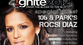 #Ignite2012 (Pittsburgh) W/@RocsiDiaz @BikoBaker @DreamHampton @theLeague99 & More (LiveStream) LIVE NOW