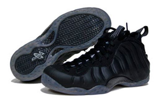All Black Nike Foamposite One Nike Air Foamposite (Stealth) (Black Friday Release)