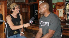 "Front Row Live catches up with Darryl ""DMC"" McDaniels of RunDMC for an exclusive interview (Video) (Dir. by @RobertHerrera3)"