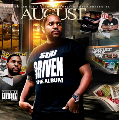 August - Still Driven (Mixtape)